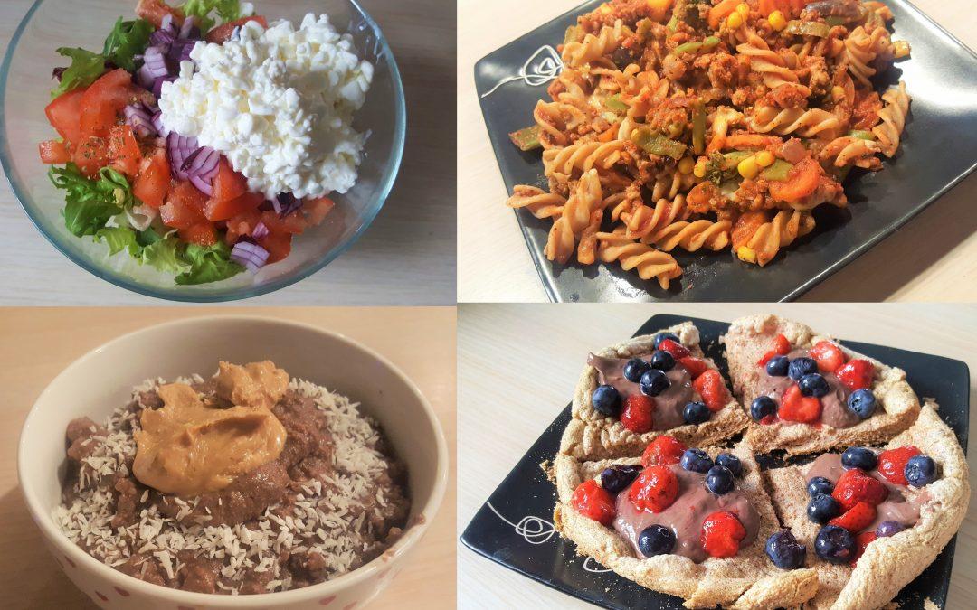 Foodbook – 1800 kcal! [moja dieta]