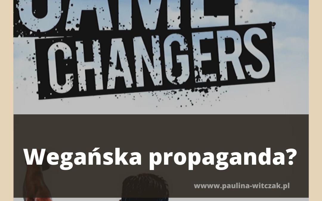 Game Changers – wegańska propaganda?